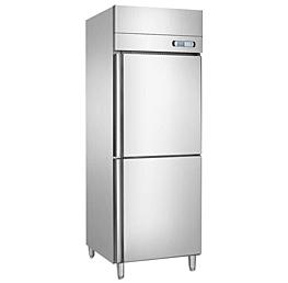 HU-020两门低温速冻柜